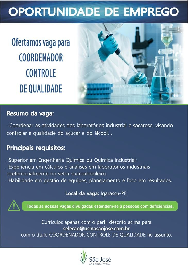 cartaz-oportunidade-de-emprego-coordenador-de-qualidade